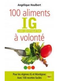 100 aliments ig à volonté