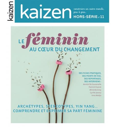 Hors-série n°11 Kaizen  Le Féminin