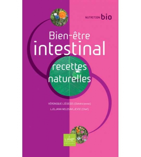 Bien-être intestinal recettes naturelles