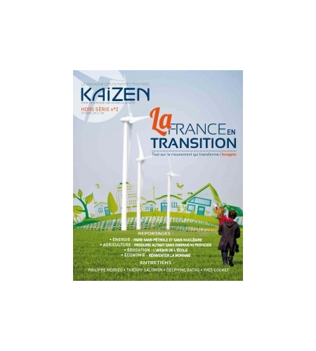 Hors-série n°2  Kaizen La France en transition