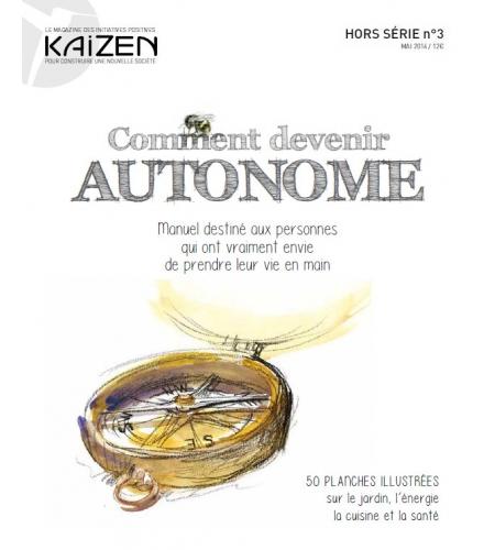 Hors-série n°3 Kaizen Comment devenir autonome