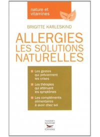 Allergies : les solutions naturelles