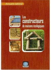 Annuaire les constructeurs de maisons écologiques