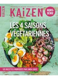 Hors-série Les 4 saisons végétariennes - Kaizen